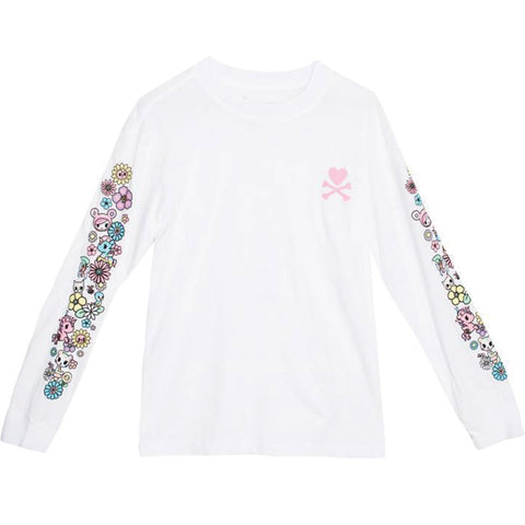 Garden Sleeves Women's Long Sleeve Tee