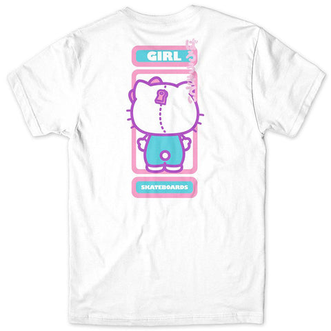 Girl x Sanrio Backside White Tee