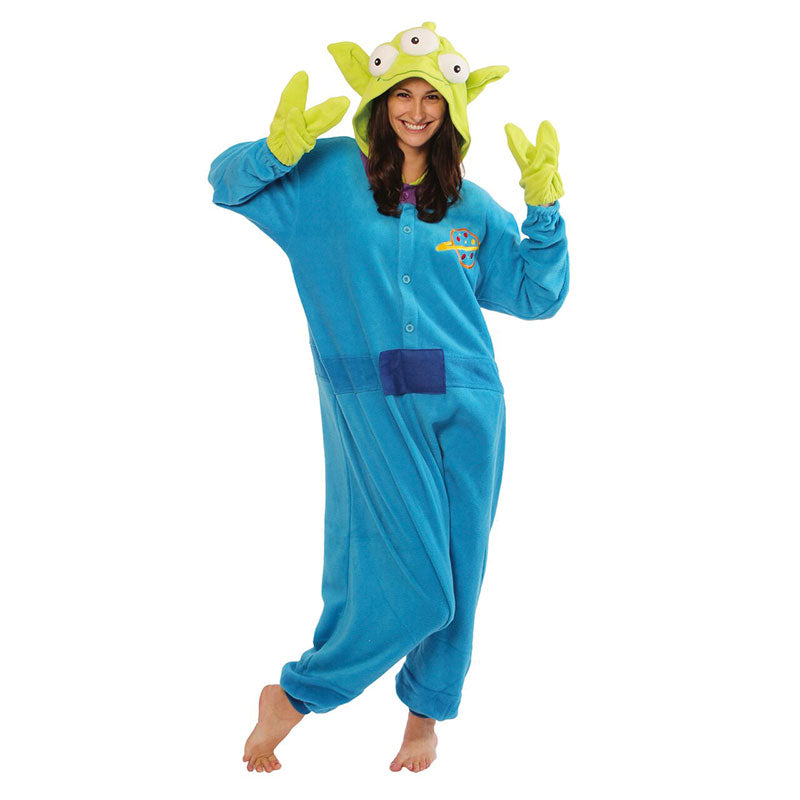 Little Green Men Kigurumi