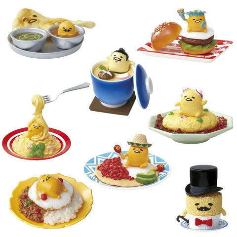 Gudetama World Gourmet Tour Blind Box