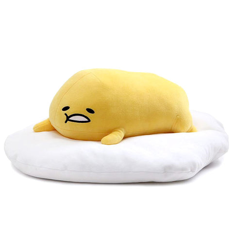 Gudetama Laying Down Plush
