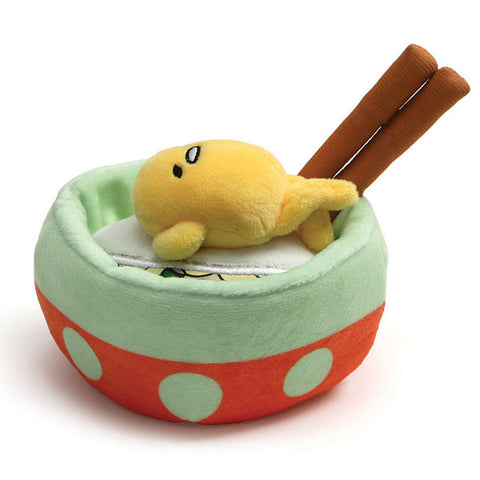 Gudetama Ramen Small Plush