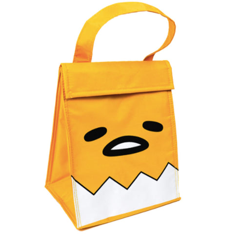 Gudetama Yellow Insulated Lunch Bag