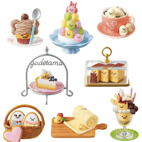 Gudetama Sweets Re-Ment Blindbox