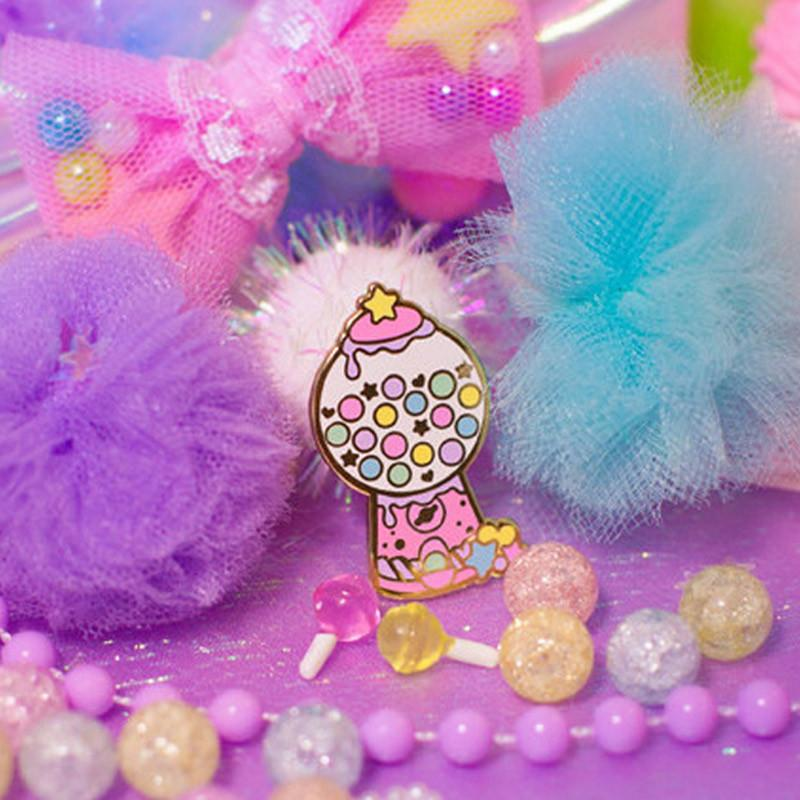 Dreamy Gumball Pin