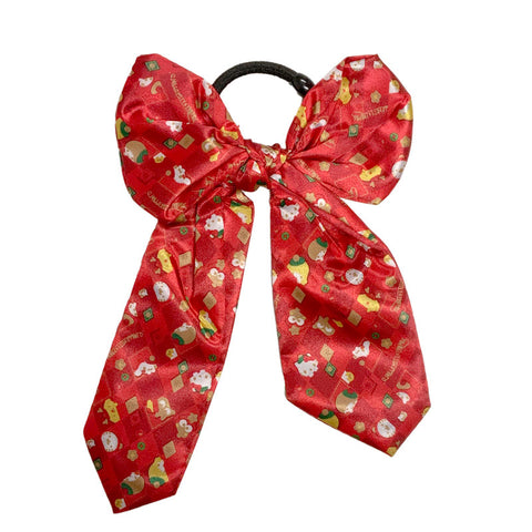 Sanrio Christmas Red Bow Hairband