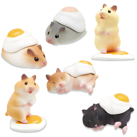 Hamster 'N Egg Blind Box