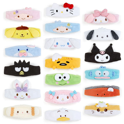 Sanrio Plush Headband