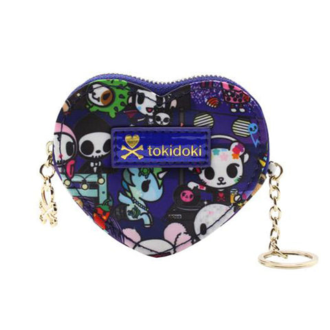 TokiChella Heart Coin Purse