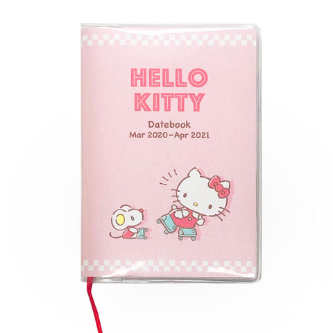 Hello Kitty 2020 - 2021 Mini Datebook