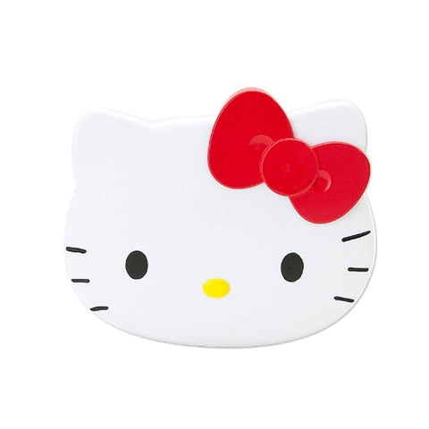 Hello Kitty Die Cut Compact & Comb