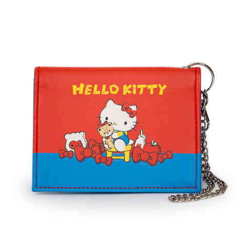 Hello Kitty Classic Zip Around Wallet