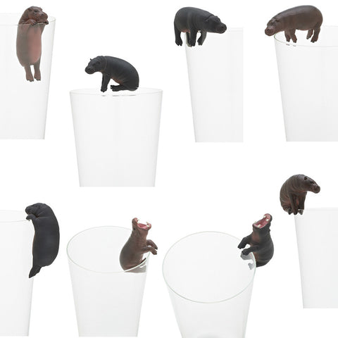Pygmy Hippo Blind Boxes