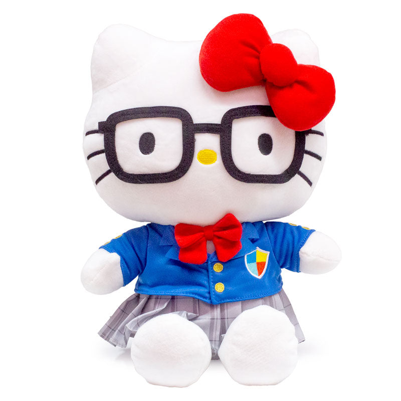 "Hello Kitty School Day 12"" Plush"