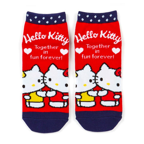 Hello Kitty and Mimmy Adult Socks
