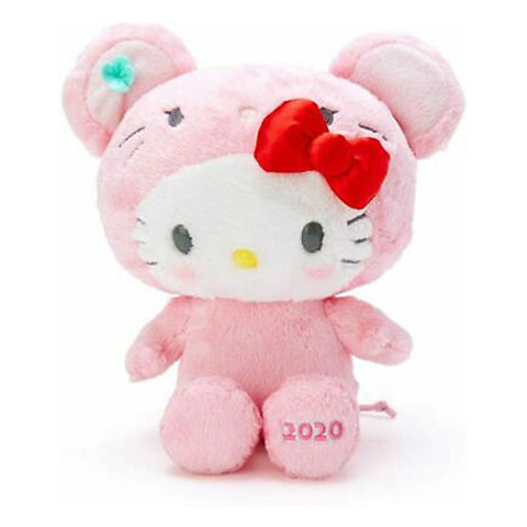 Hello Kitty 2020 Year of the Mouse Plush