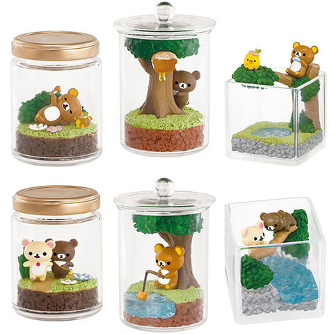 Rilakkuma Honey Forest Terrarium Blind Box