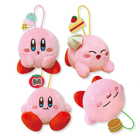 Kirby of the Stars Hungry Plush Charm