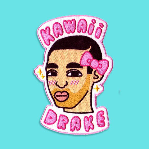 Sparklebombb Kawaii Rapper Patches