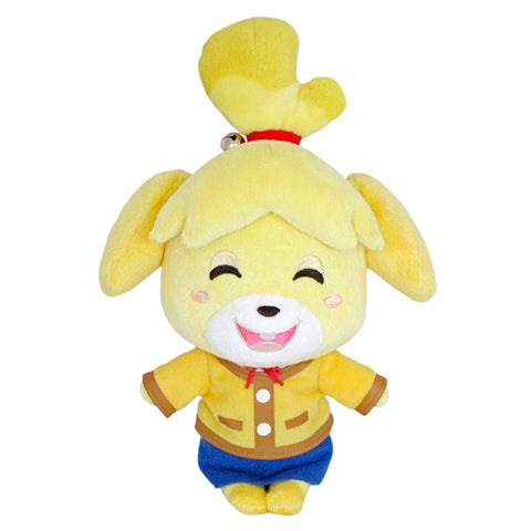 Isabelle Smiling Small Plush