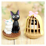 Jiji & Lily Weighted Tilting Figure Set