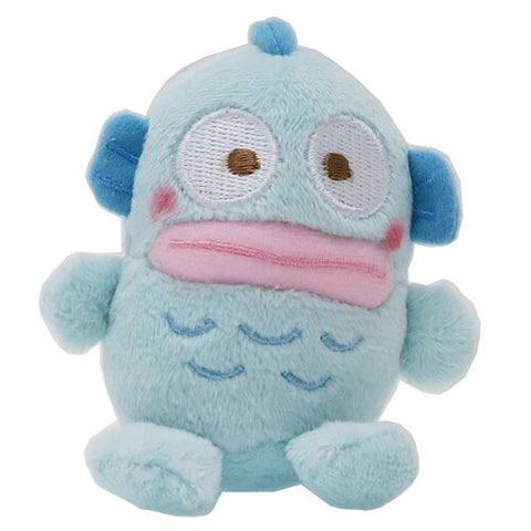 Hangyodon Mini Blushing Mascot Plush