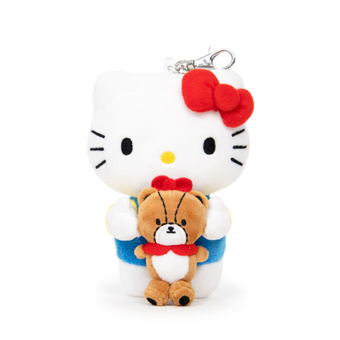 Hello Kitty Classic Plush Keychain