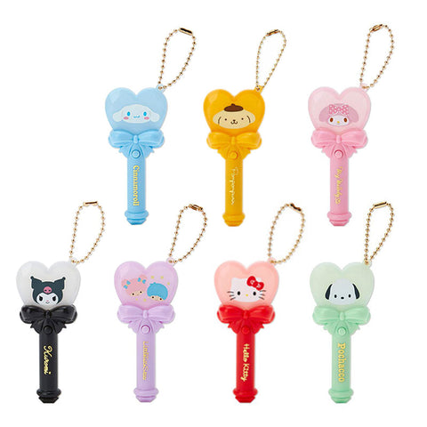 Sanrio Light Up Wand Keychain
