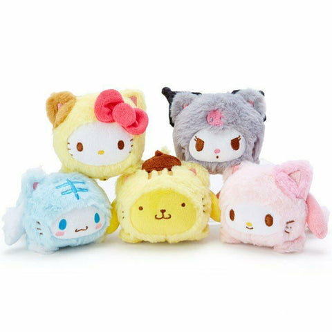Sanrio Happy Cat Resting Plush