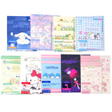 Sanrio Character Six Letter Set