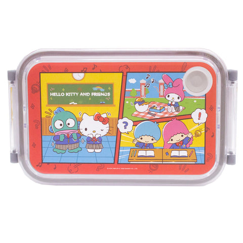 Sanrio School Day Lunch Container