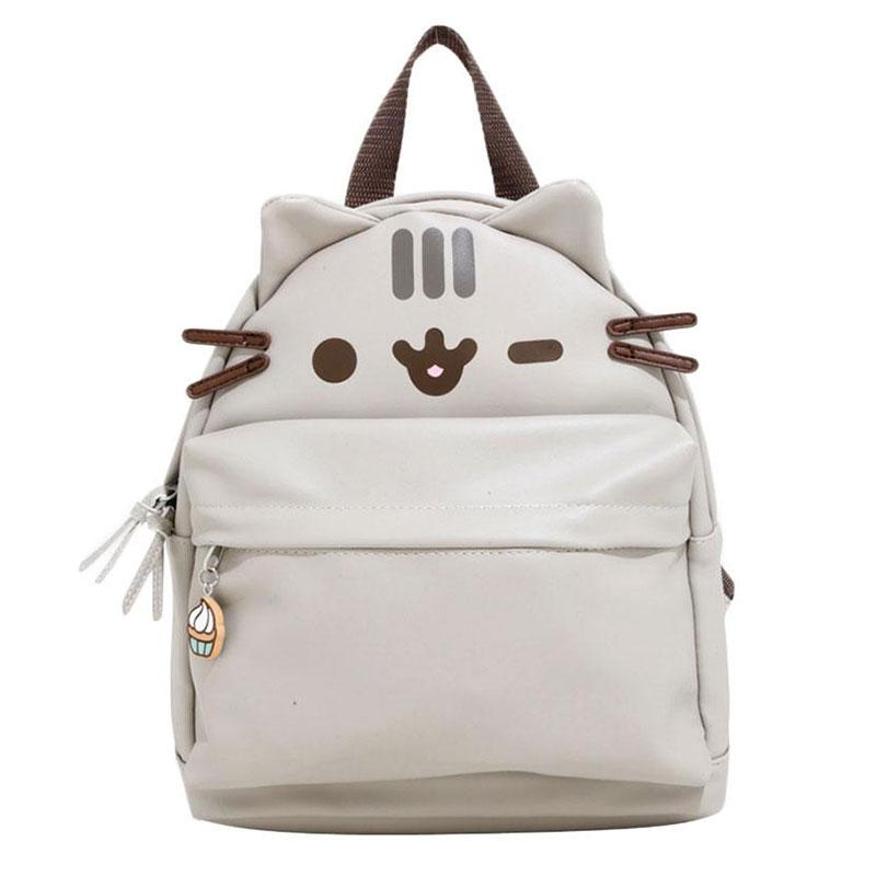 Pusheen Winking Backpack