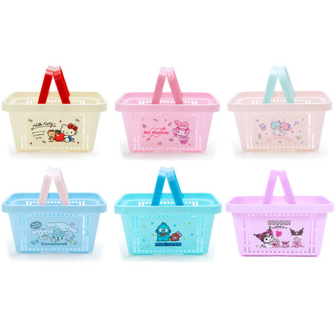 Sanrio Character Mini Shopping Basket