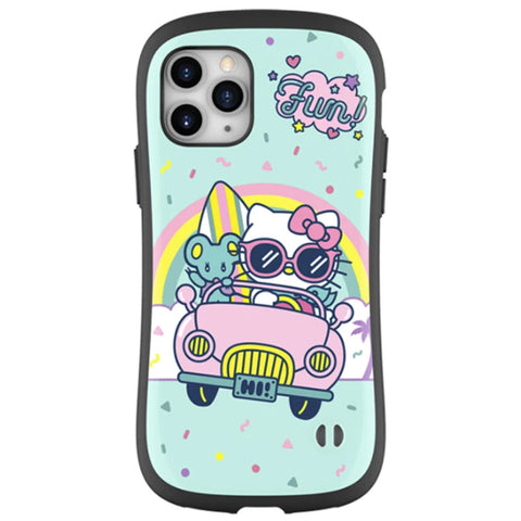 Hello Kitty Car Mint iFace x Sanrio iPhone Case