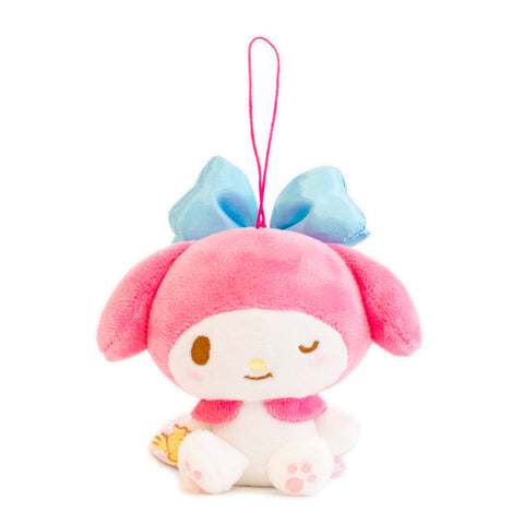 My Melody Cherry Mascot Plush Charm