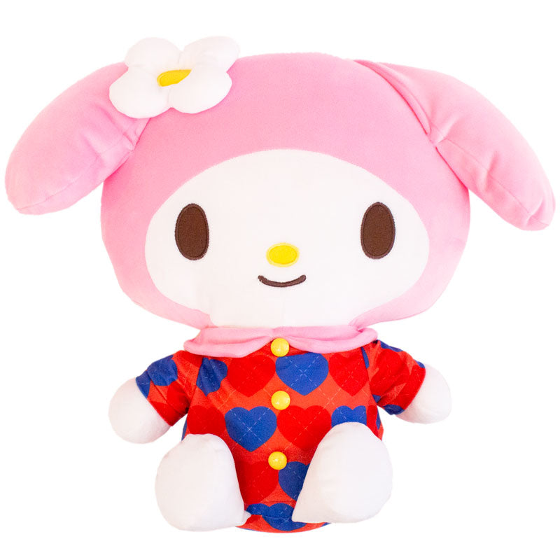 My Melody Shirt Big Mochi Plush