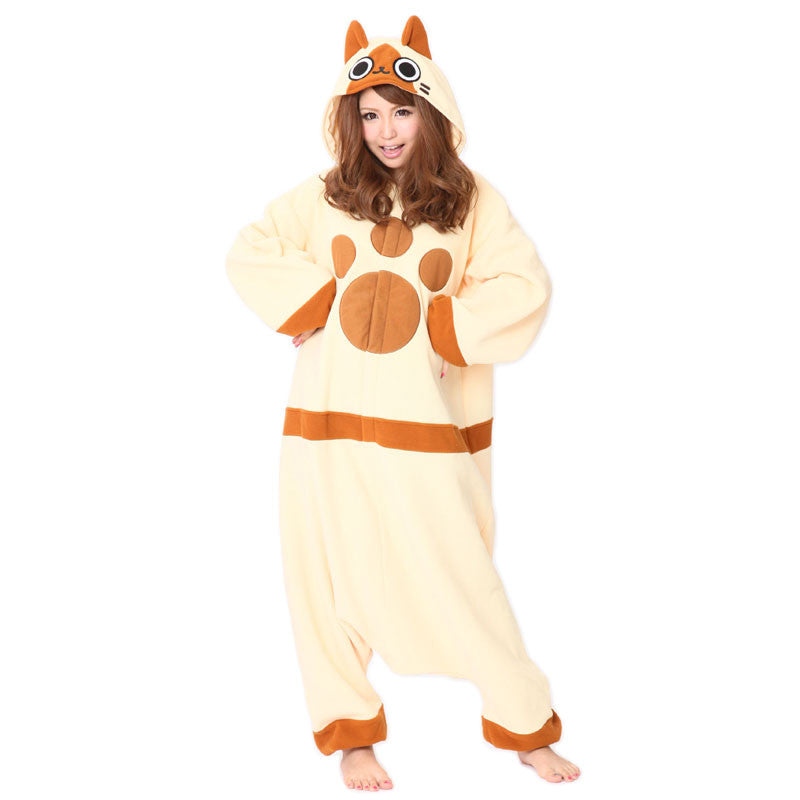Airou Monster Hunter Kigurumi