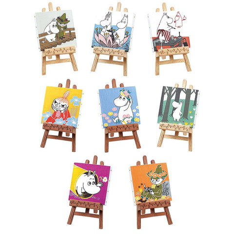 Moomin Canvas Collection Blind Box