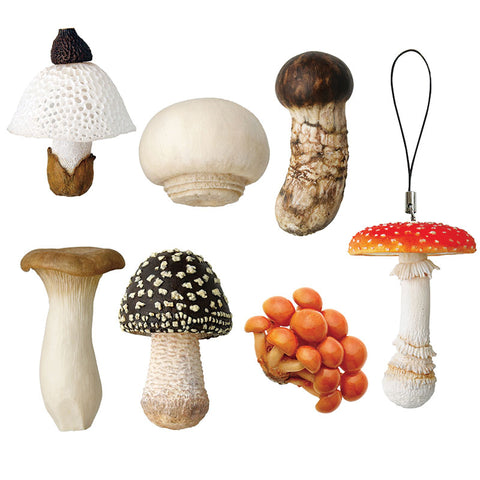 Mushroom Key Chain Blindbox