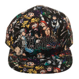 My Hero Academia High Density Print Snapback