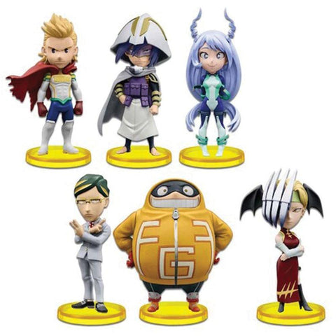 My Hero Academia WCF Vol. 5 Figures
