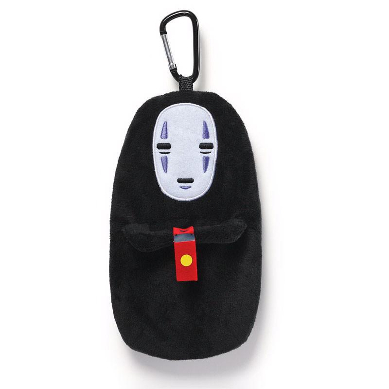 Spirited Away No Face Pouch Clip