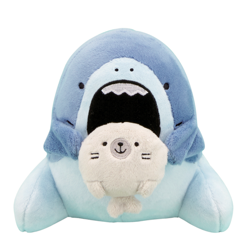 Jaggy & Yummy Nom Nom Plush