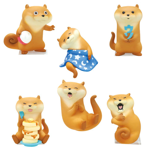Kawaii Kawauso Otter Blind Box