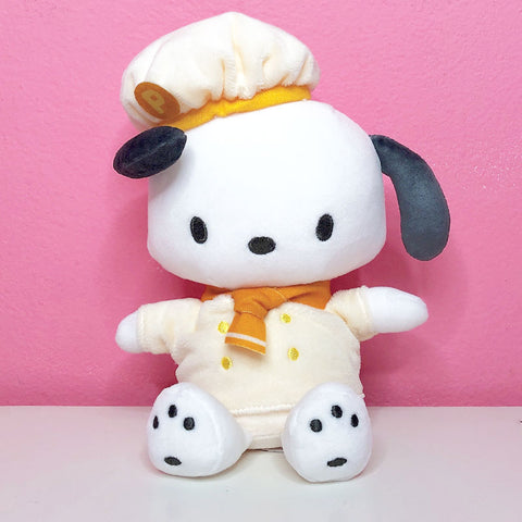 Pochacco Chef Plush