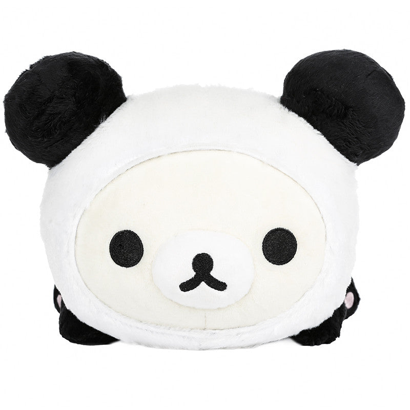 Korilakkuma Panda Laying Down Plush
