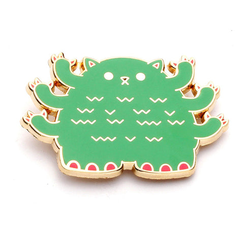 Pangpang Kaiju Kitty Pin