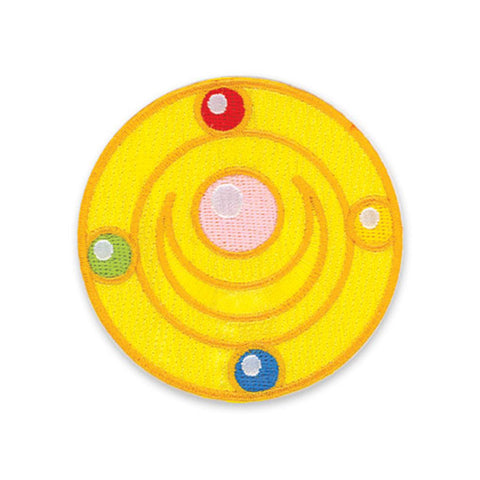 Dumpster Fire Sticker Patch