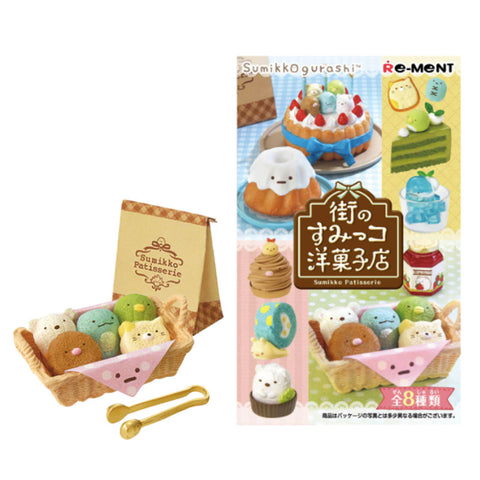 Sumikkogurashi Patisserie Re-Ment Blind Box