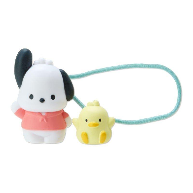 Pochacco Friendship Ponytail Holder
